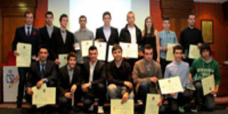 La RFME premia a los mejores del 2011