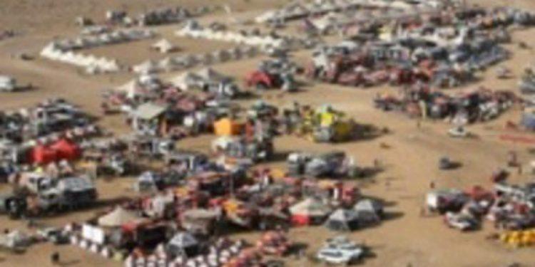 Cancelada la sexta etapa del rally Dakar 2012
