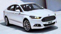 El Ford Fusion como antesala del nuevo Mondeo