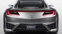 El NSX Concept estrella de Honda en Detroit