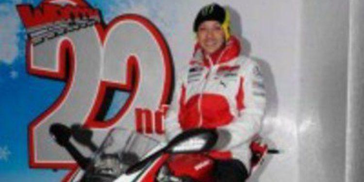 Valentino Rossi no ve a Ducati con opciones al título