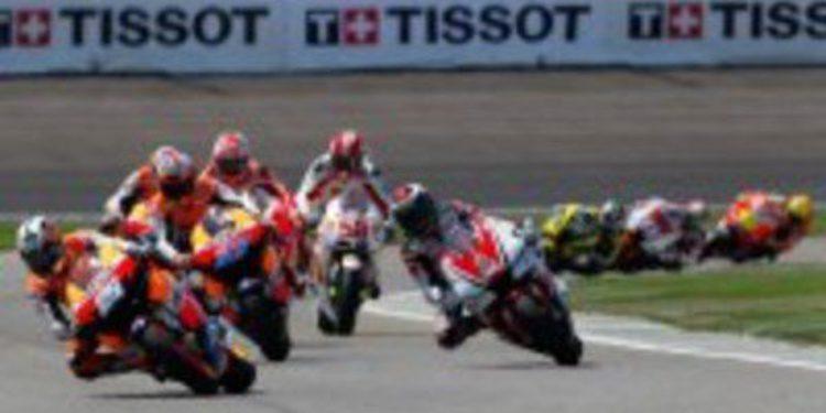 La FIM publica la lista provisional de inscritos en MotoGP