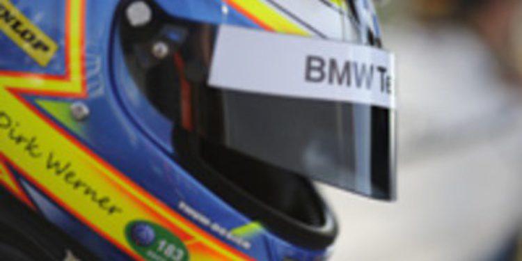 Dirk Werner confirmado como sexto piloto de BMW