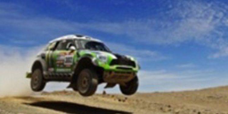 Stéphane Peterhansel gana su décimo Dakar