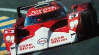 El nuevo Toyota para Le Mans culmina su primer test