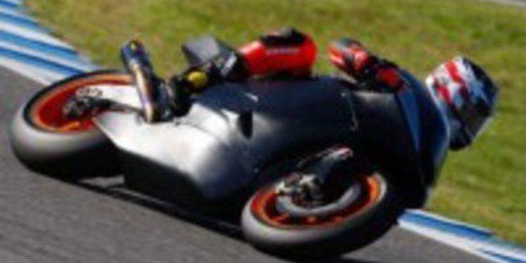 Carmelo Ezpeleta busca igualar las CRT con las motos de fábrica