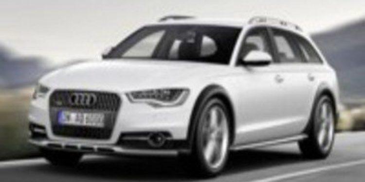 Así es la nueva versión del Audi A6 Allroad Quattro