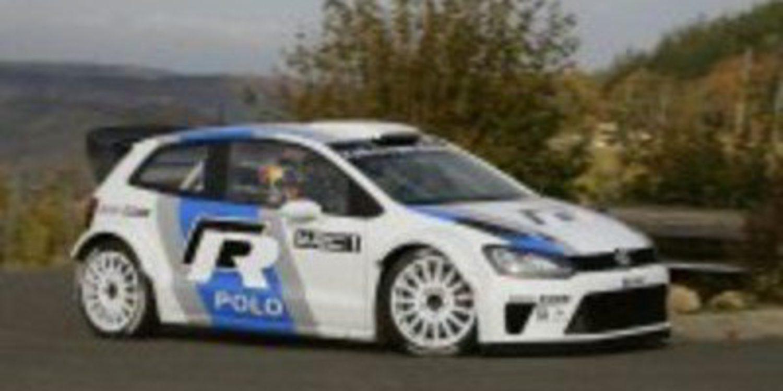 Volkswagen llega a la fase final de su Polo R WRC