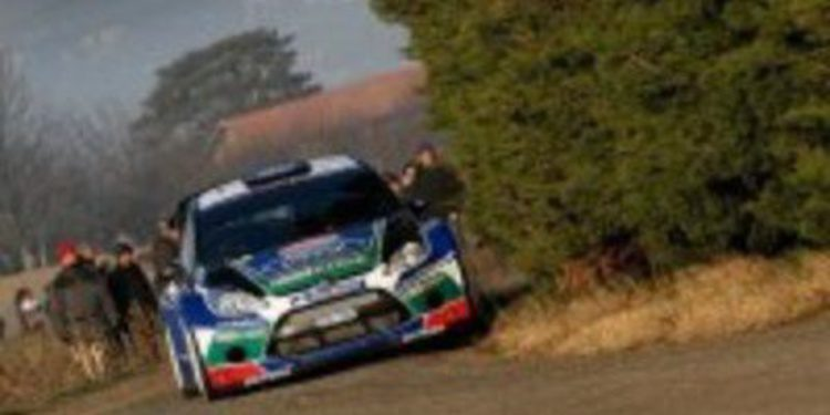 Jarri-Matti Latvala asume el error del abandono en Montecarlo