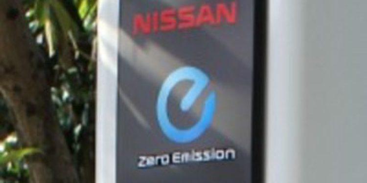 Nissan apuesta por las recargas rápidas para promover el vehículo eléctrico