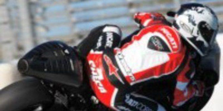 Ducati finaliza su test privado en Jerez