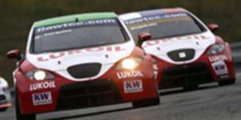 Gabriele Tarquini se queda en SEAT para 2012