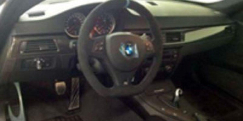 Primeras fotos del nuevo BMW M3 Safety Car para el DTM