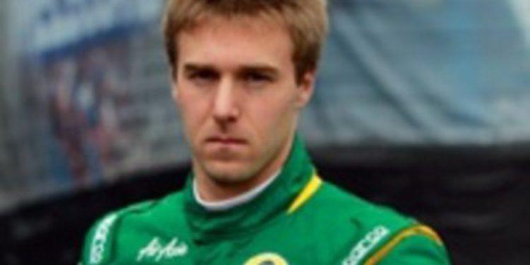 Davide Valsecchi ficha por DAMS en la GP2