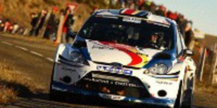 Delecour dispuesto a seguir compitiendo en el WRC