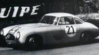 Homenaje a los ganadores de Le Mans en la Rétromobile 2012