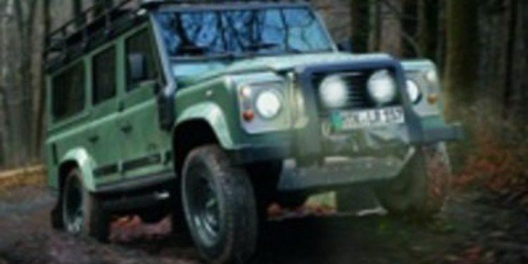 Land Rover estrena nueva versión para el Defender