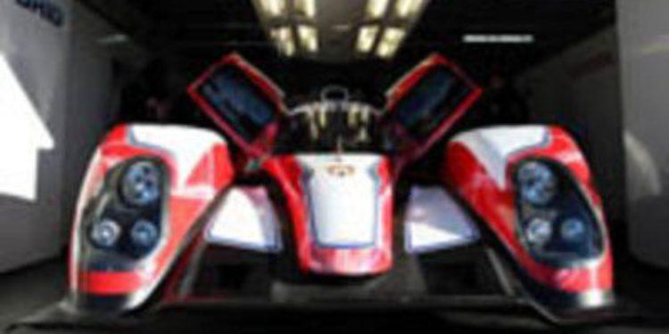 Se presenta el nuevo Toyota TS030 para Le Mans