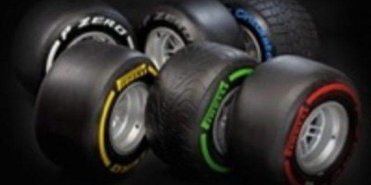 Pirelli presenta los neumáticos de Fórmula 1 para 2012