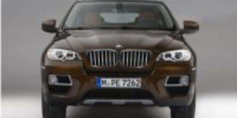 BMW presenta el nuevo X6 al público