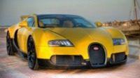 El Bugatti Veyron más veloz de la tierra
