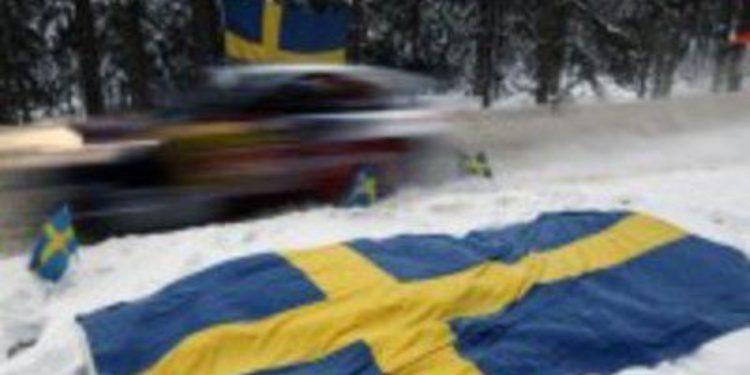 El SWRC sigue bajo mínimos en Suecia