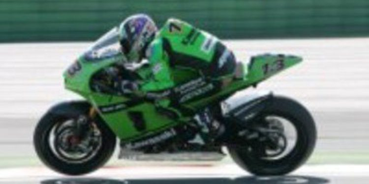 Anthony West está fuera de MotoGP