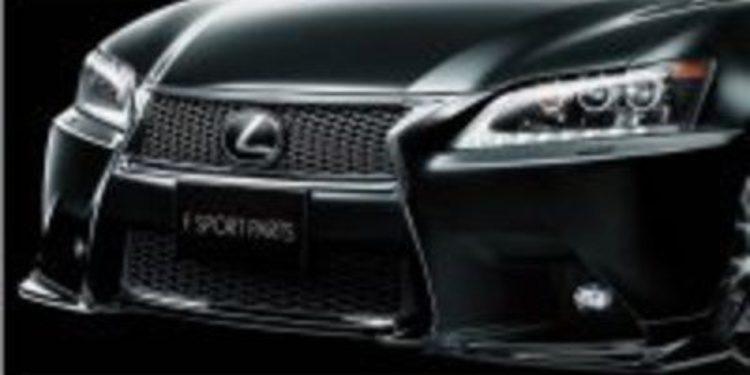 TRD prepara el nuevo Lexus GS F-Sport