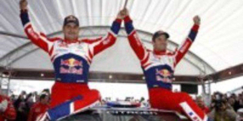 Sebastien Loeb valora participar en el Dakar en un futuro