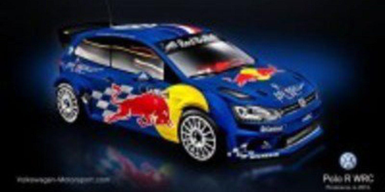 Volkswagen presenta decoración del Polo R WRC