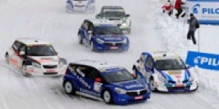 Alain Prost vence con polémica en el Trophée Andros 2012
