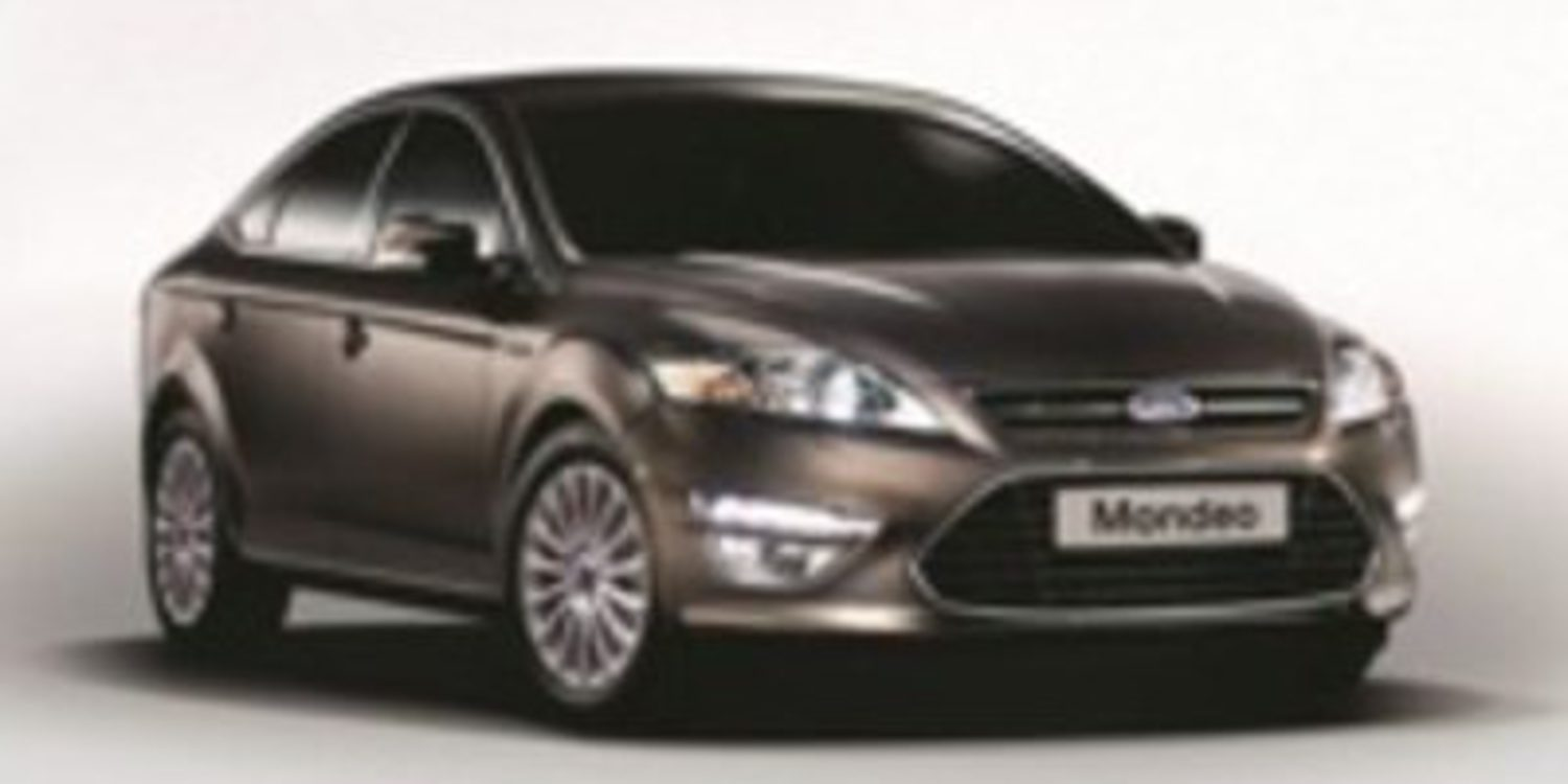 Ford mondeo st200 limited edition.