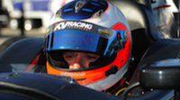 Rubens Barrichello alargó su programa de test a un tercer día con KV Racing