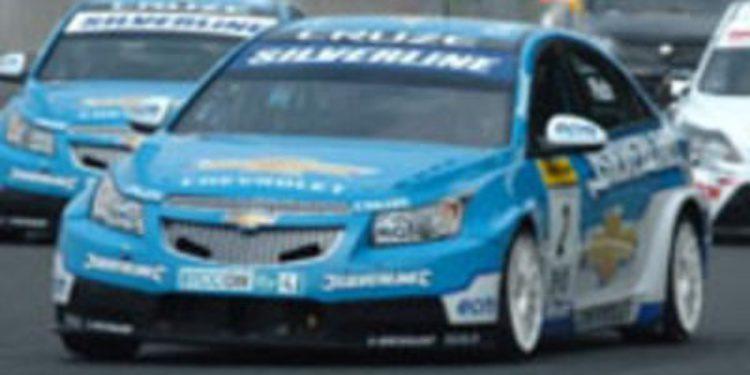Chevrolet se retira del BTCC