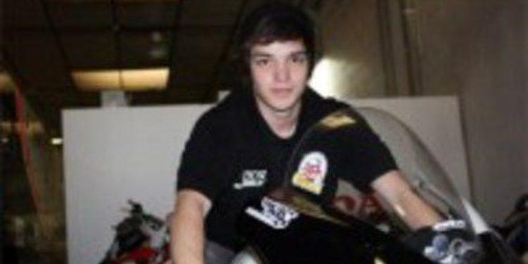 Marco Colandrea será piloto del equipo SAG en Moto2