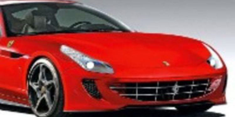 El Ferrari 620 GT será presentado en Ginebra