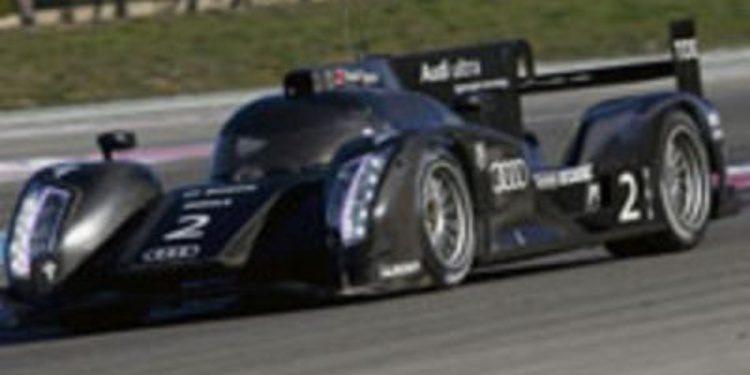 Audi lidera la lista de participantes en Le Mans