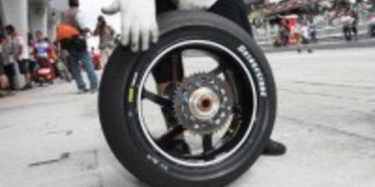 Bridgestone satisfecho con los datos recogidos en Sepang