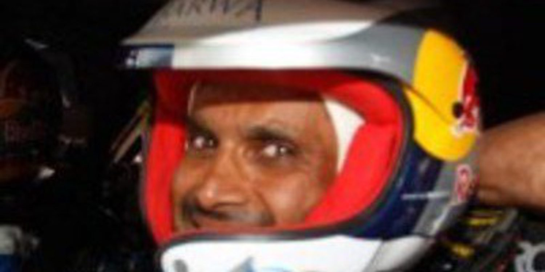 Nasser Al-Attiyah busca un gran debut con Citroën