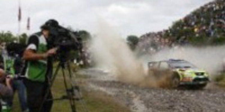 Oficialmente el WRC se encuentra sin promotor