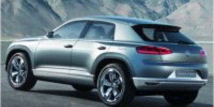 Cross Coupé: El Evoque de Volkswagen