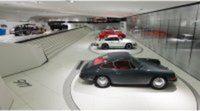 El museo Porsche hace un recorrido por todas las generaciones del 911
