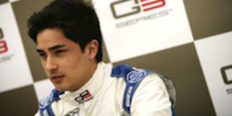 Marion Stockinger firma con el equipo Status de GP3 para 2012