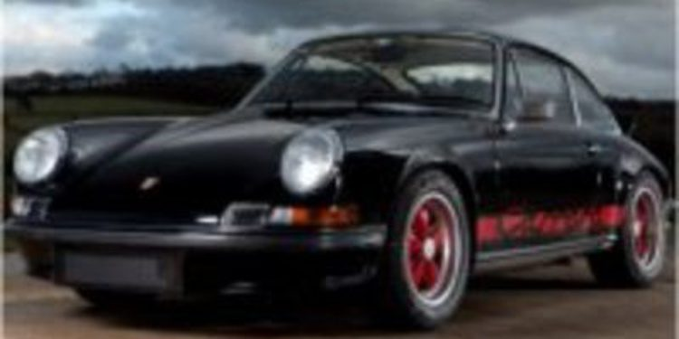 Jenson Button vende su Porsche 911 2.7 Carrera RS