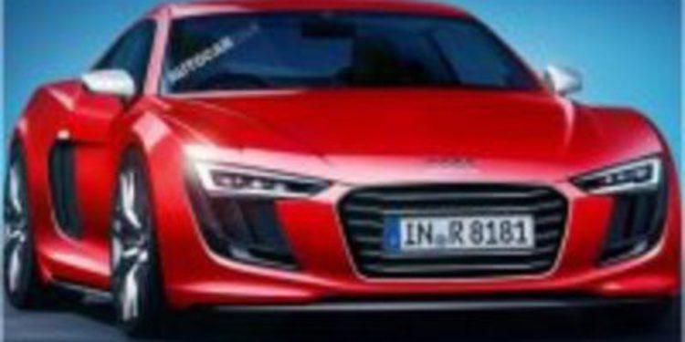 Nuevos detalles sobre el Audi R8 2014