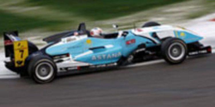 Daniel Juncadella se quedará en la F3 Euroseries en 2012