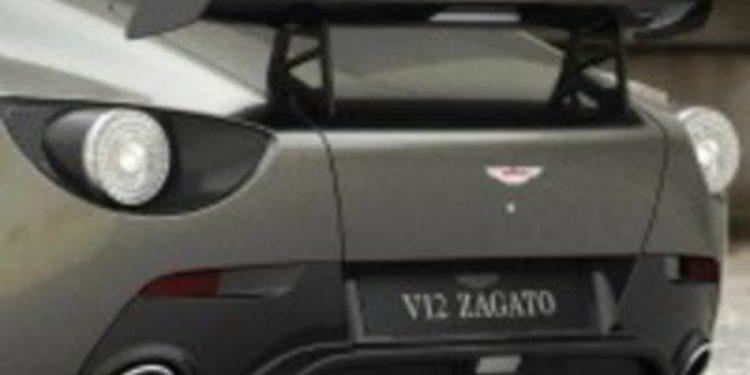 El V12 Zagato de Aston Martin entra en producción