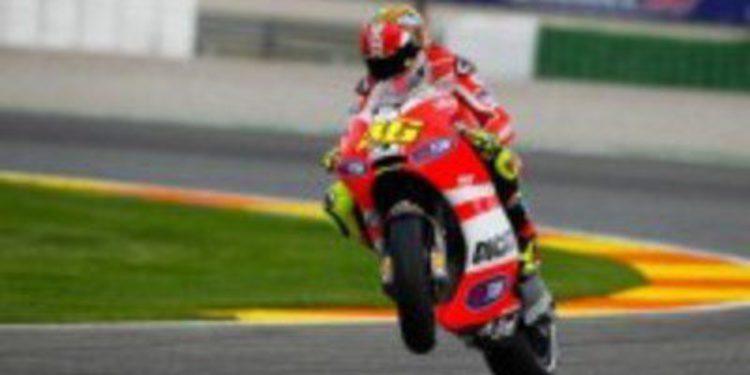 Valentino Rossi es operado en Cattolica
