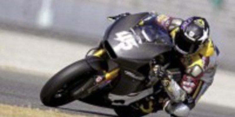 Scott Redding empieza dominando en los test de Moto2