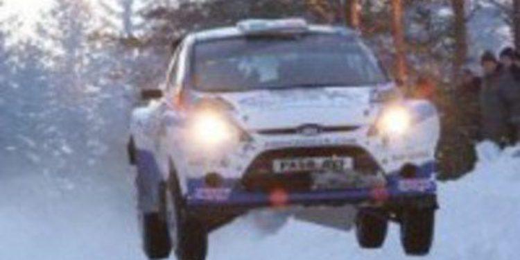 Previo del Rally de Suecia